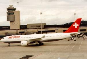 Swissair nederland